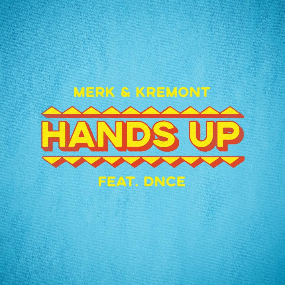 Cover Art: Merk & Kremont - Hands Up