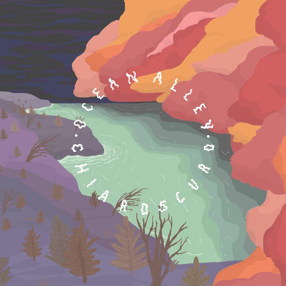 Cover Art: Ocean Alley - Chiaroscuro
