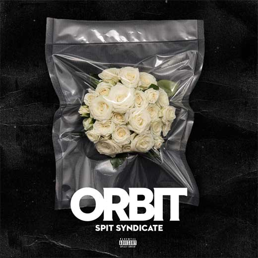 Cover Art: Spit Syndicate - Orbit