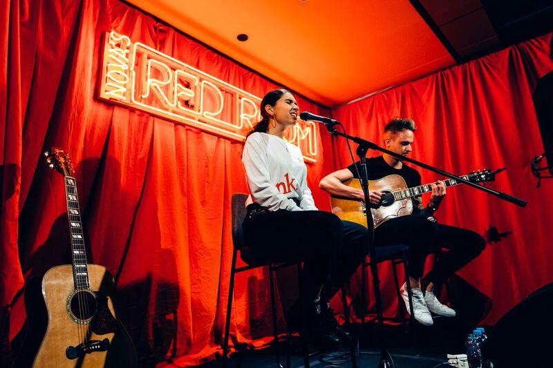 Photo: Alessia Cara - Nova's Red Room