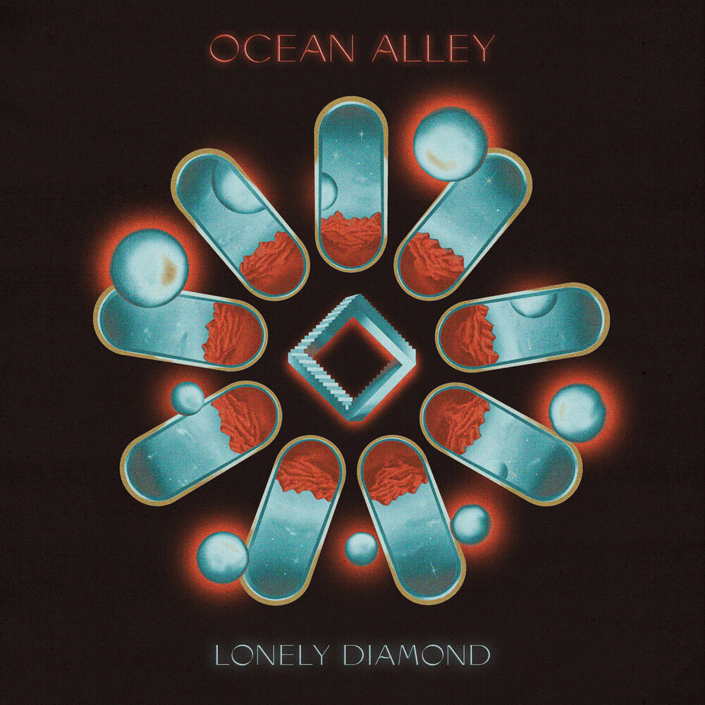 Cover Art: Ocean Alley - Lonely Diamond
