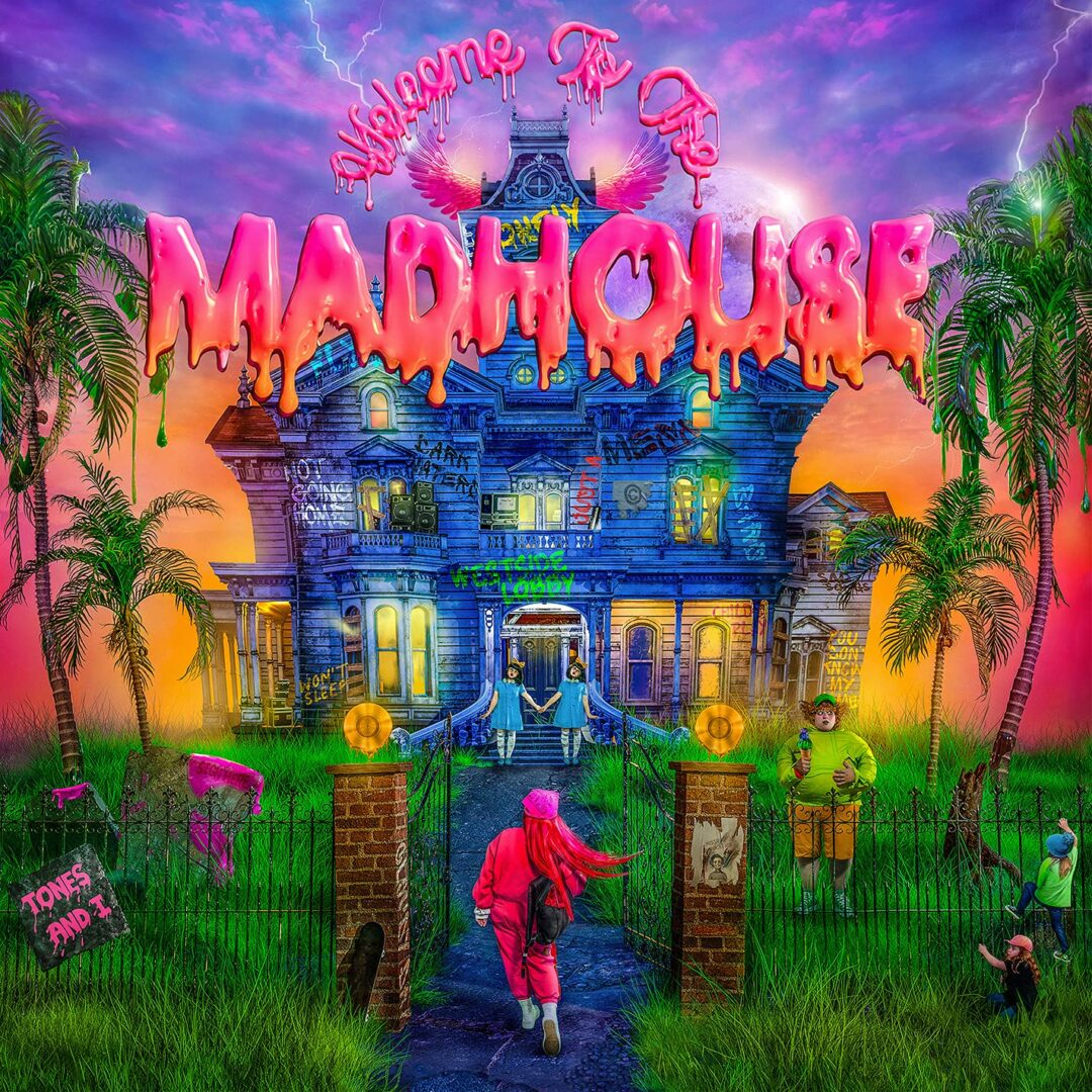 Cover Art: Tones And I - Madhouse