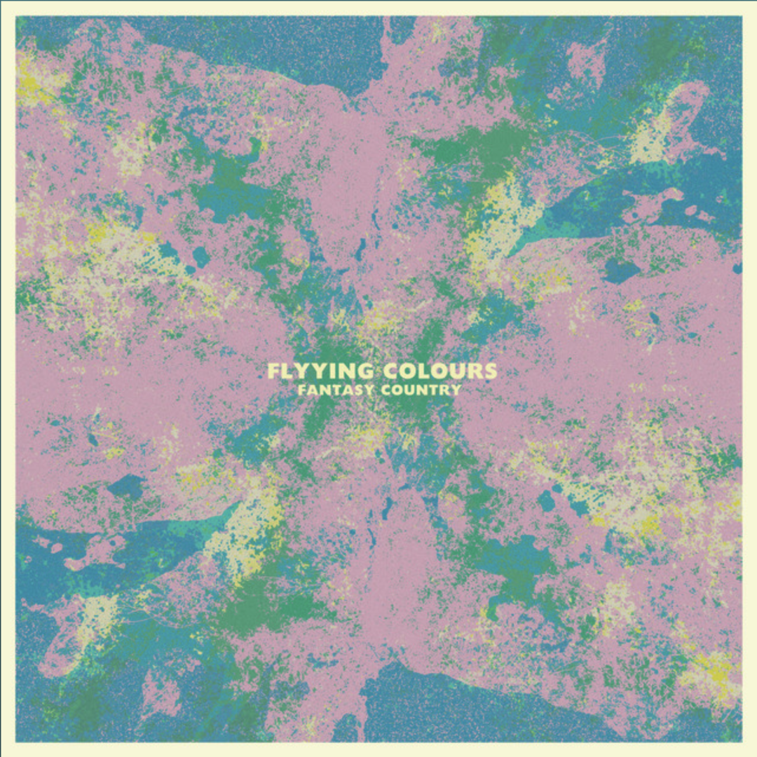 Cover Art: Flyying Colours - Fantasy Country