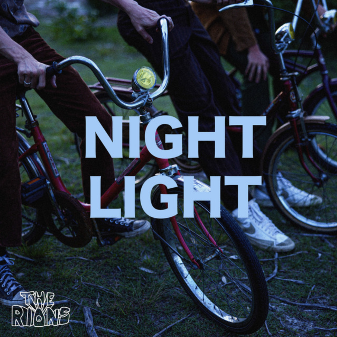 Cover Art: The Rions - Night Light