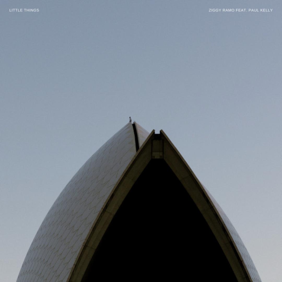 Cover Art: Ziggy Ramo, Paul Kelly - Little Things
